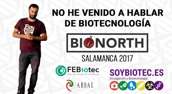 Ibán Revilla – BioNorth Salamanca 2017